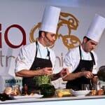 Rodrigo de la Calle mostró las bondades de la Gastrobotánica