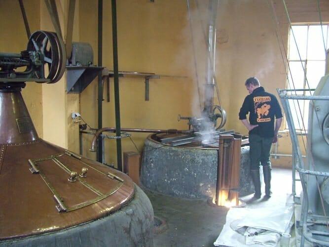 Calderas de cocción para la fermentación