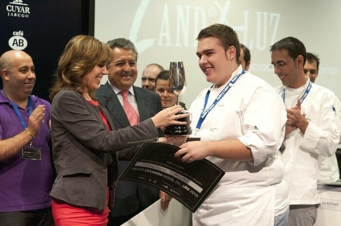 El granadino Francisco Javier Rivas, estudiante de La Cónsula, ha sido el ganador de esta edición