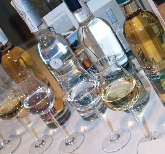 Los protagonistas del 2º Salón de los Destilados Premium fueron una amplia selección de los mejores destilados del mundo y que son importados en España