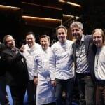Foto de familia de los cocineros americanos