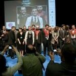 Concurso Mejor Sumiller de España, donde Raúl Igual se ha alzado con el triunfo