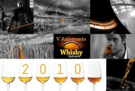 Quinto aniversario del Whisky Festival que en esta ocasión se celebra en la sala MOMA