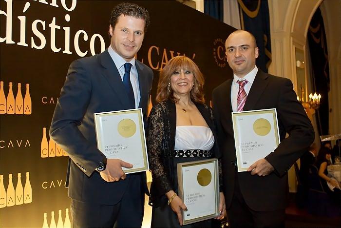 De izquierda a derecha: Jota Abril, Karmen Garrido y Frederic Galtier