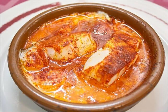 Bodega regia la cocina tradicional leonesa hecha arte comer - Bacalao guisado con patatas ...