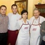 La familia Vidal-Suárez al completo