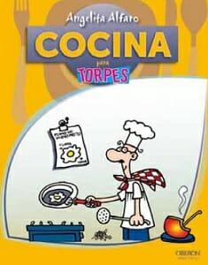 cocina para torpes libros
