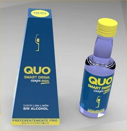 Quo Drink, la bebida que reduce los efectos adversos del alcohol