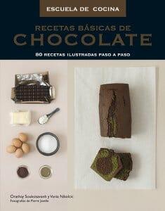 Escuela de cocina recetas b sicas de chocolate libros - Libro escuela de cocina ...
