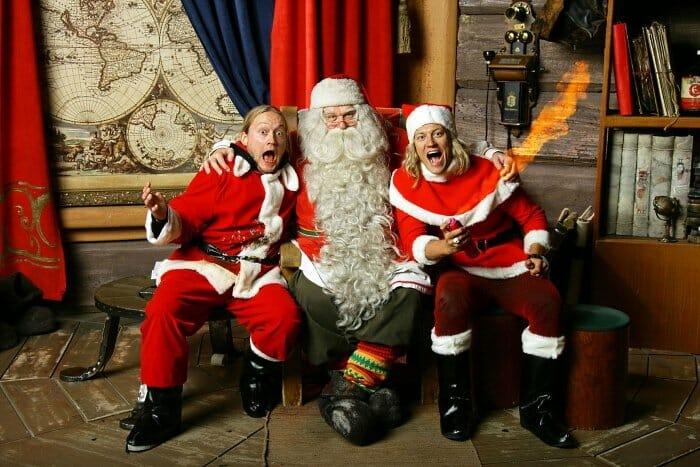 Envía tu mensaje navideño a Papa Noel y puedes ganar un viaje a las tierras nevadas de la Laponia Finlandesa