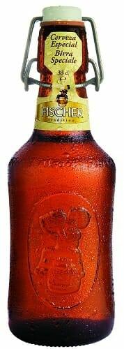 Botella de Fischer Tradition