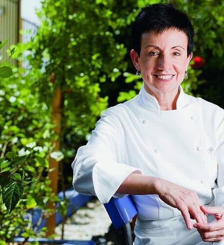 Carme Ruscalleda será una de las seis chefs responsables del menú de la cena de gala