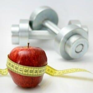Combinando una dieta adecuada con algo de ejercicio cada día mantendremos el colesterol a raya