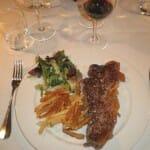 Carne de calidad en el Hotel Fuente de la Aceña