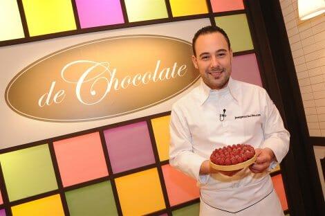 "Josep María Ribé estrena ""De Chocolate"" en Canal Cocina"