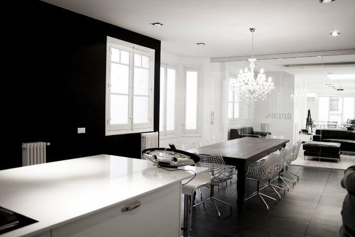 dommoKitchen representa una nueva manera de entender la gastronomía y el placer alrededor de una mesa en Madrid