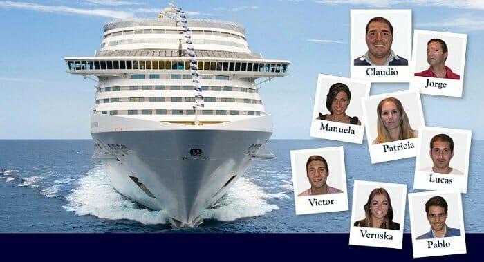 Ayuda al detective Roberto Holmes a resolver el caso y participa en el sorteo de un crucero por el mediterráneo en el MSC Splendida