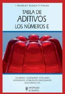 libro sobre aditivos