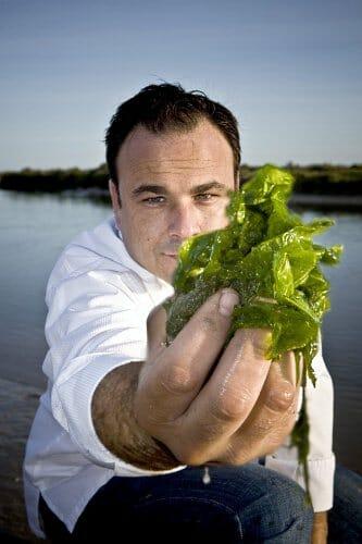 Ángel León nos adentra en el mundo de la gastronomía