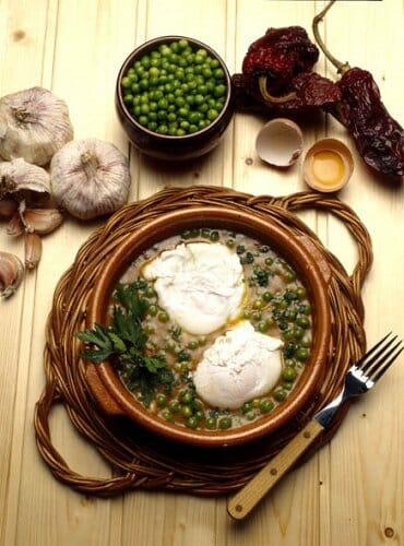 Huevos a la Bilbaína