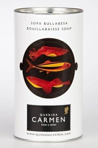 Sopa Bullebesa de Querida Carmen