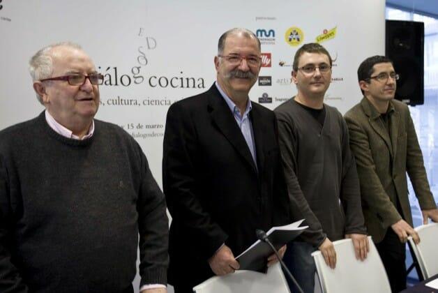 """Presentación de """"Diálogos de cocina 2011"""""""