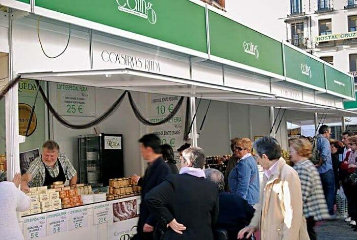 Eating Madrid es un mercado gastronómico urbano enfocado a la difusión de alimentos