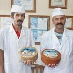 Riquísimos los quesos de Julián Díaz, en Tiscamanita