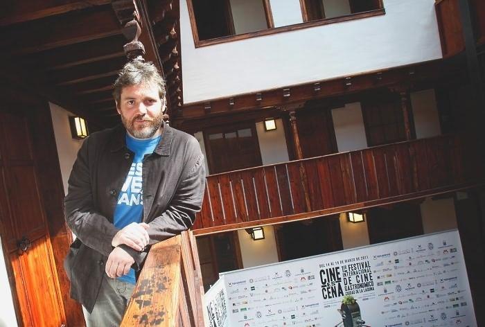 Jorge Coira, en CineEsCena