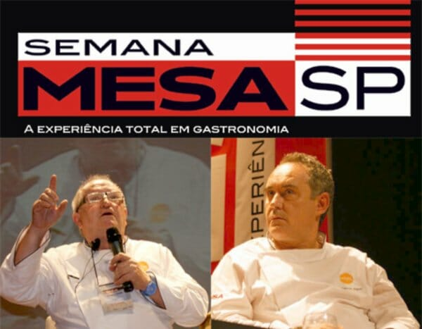 Semana Mesa SP 2010