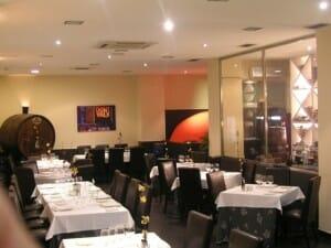 Restaurante El Horno, arrocería y asador