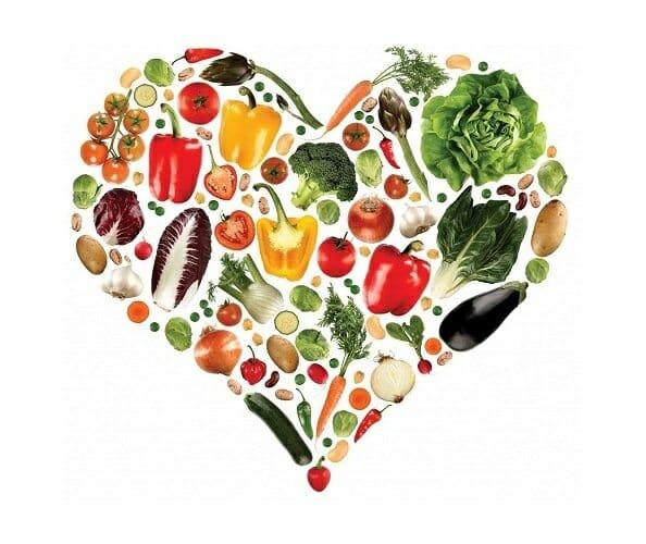 La variedad de alimentos es la mejor dieta