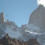 El pico Fitz Roy, El Chaltén o la montaña humeante (Derecha)