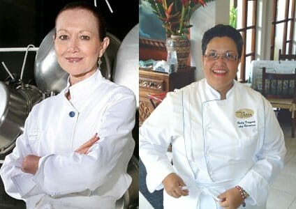 Patricia Quintana y Betty Vázquez nos acercan a la cocina mexicana