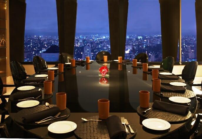 El restaurante Arola Vintetres donde se celebrará el evento
