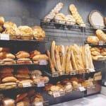Detalle de algunos de los panes que se pueden conseguir en Turris