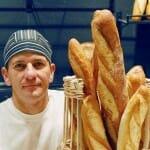 Xavier Barriga ha recuperado olores y sabores que hacía tiempo que no se percibían en el pan