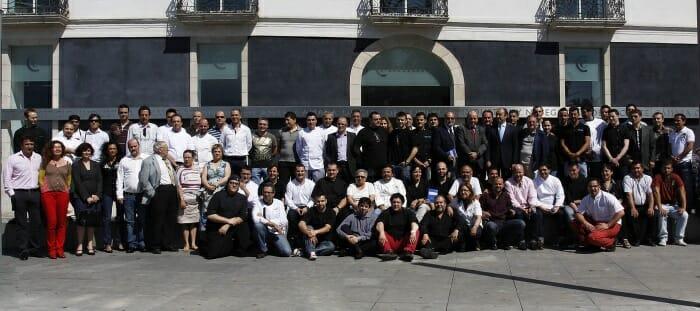 Presentación de la Quincena de Tapas, salazones y vinos de Alicante