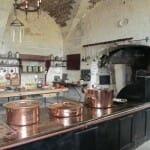 Cocina del castillo de Valençay