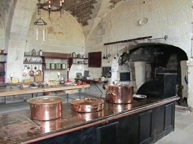 Los castillos del r o loira distinci n y magia viajar - Cocinas castillo ...