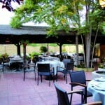 Terraza del Restaurante El Oso