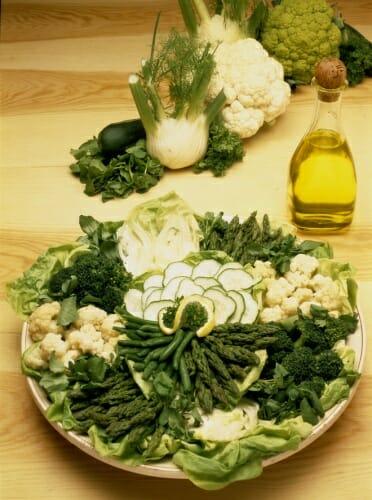 Receta de ensalada de hortalizas con vinagreta francesa for Ensalada francesa