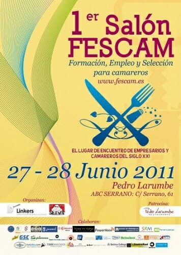 I Salón Fescam en Madrid