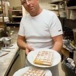Los gofres y los waffles son una tentación difícil de esquivar en esta zona