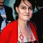 Sara Cucala, de la Librería Gastronómica y Escuela Gastronómica A Punto, entrego los premios literarios