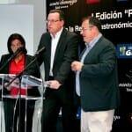 Jaime Jiménez entregó el primer galardón a Miguel Ángel de Gregorio por la excelente relación calidad-precio de su Finca Nueva Viura