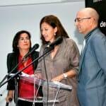 Los premios de la sección de viajes fueron otorgados y presentados por Alicia Hernández y Joaquín del Palacio, nuestros expertos en la materia