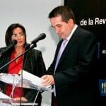 Luís García Balcells, Redactor Jefe de la cerveteca, presentó los dos premios que otorgó desde su sección