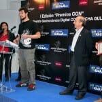 El premio a la Cerveza Artesanal CON mayor calidad fué para la Cerveza Artesana Guineu Sitges