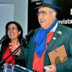 Abraham García demostró una vez más con sus palabras porqué merece el premio al Chef CON mayor personalidad